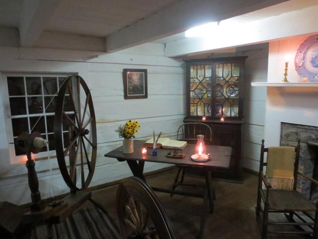toronto historic building scadding cabin