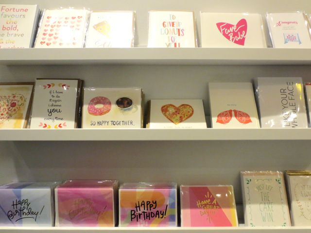 greeting cards at brika queen street west toronto