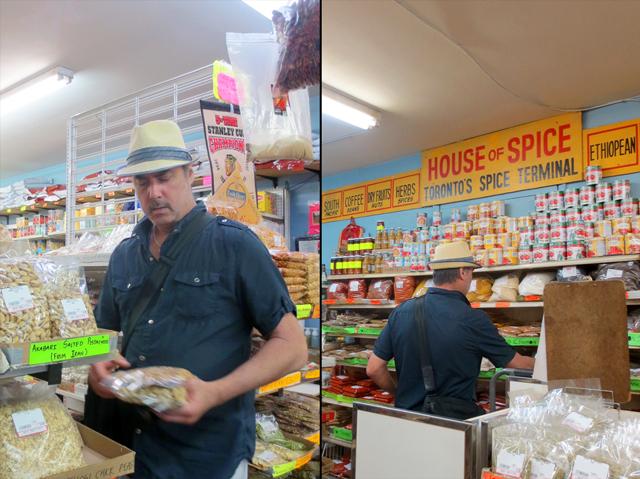 in carlos house of spice kensington market toronto