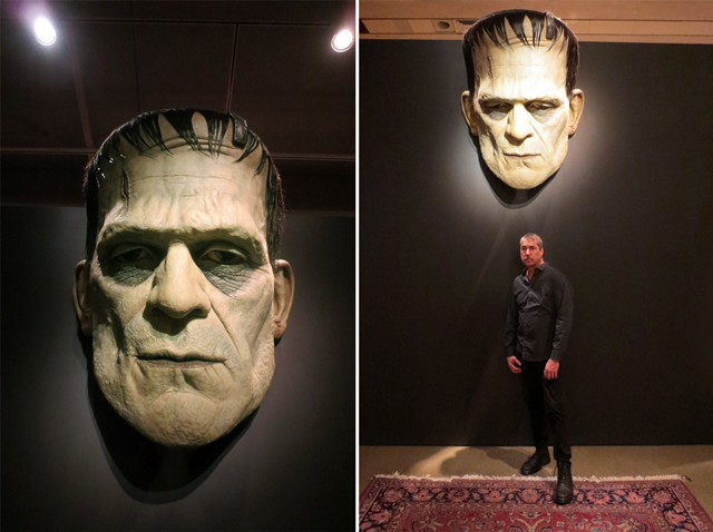 frankenstein belonging Frankenstein's monster was a creature created from different kinds of body parts belonging to.