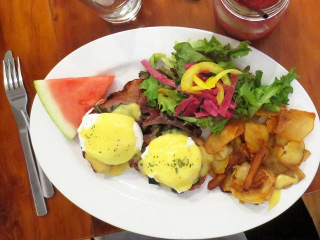 eggs jenny at dirty food eatery toronto