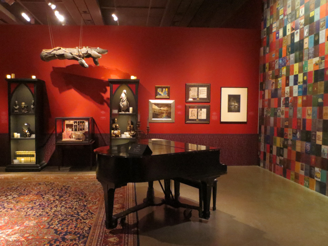 guillermo del toro at home with monsters exhibition at ago toronto