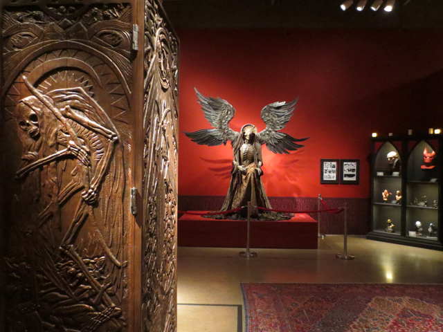 guillermo del toro at home with monsters show at ago toronto