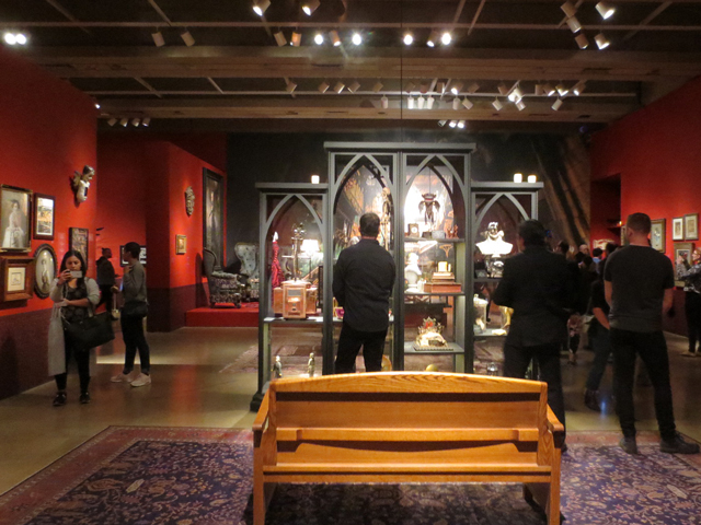 guillero del toro at home with monsters at the ago toronto