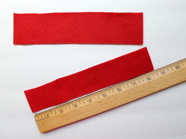 length of strips