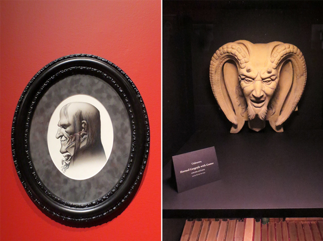 pieces from guillermo del toro collection on display at ago toronto