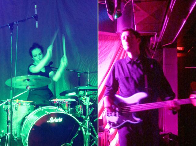 austra band at the velvet underground toronto ela minus and dorian wolf