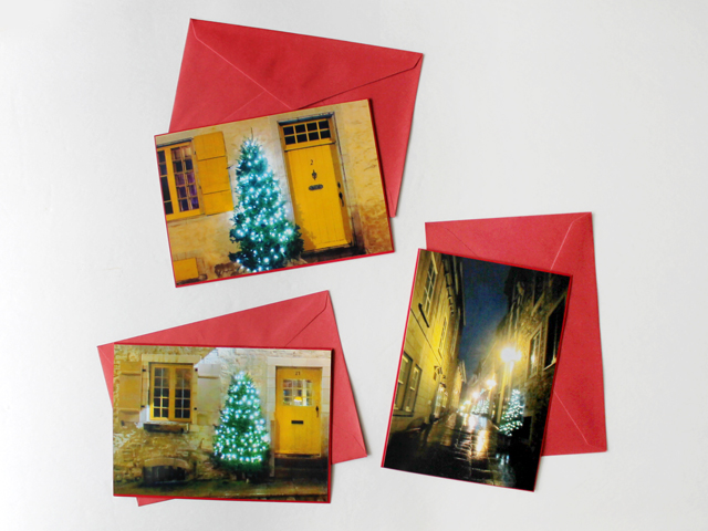 handmade christmas cards with photographs
