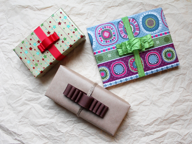 how to make tiered gift bows with ribbon and a hair comb part two