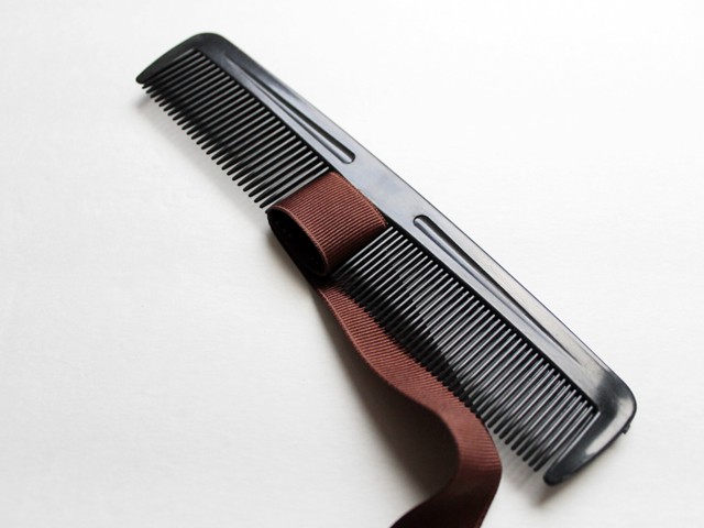 loop on comb