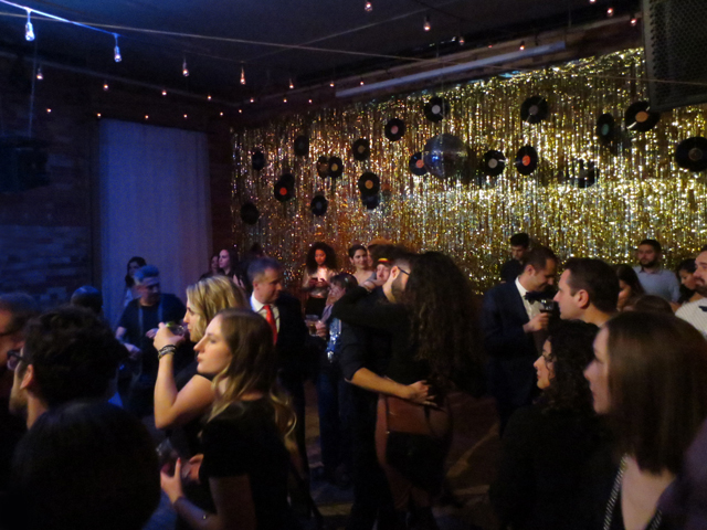 disco dance party new years eve at the gladstone hotel toronto