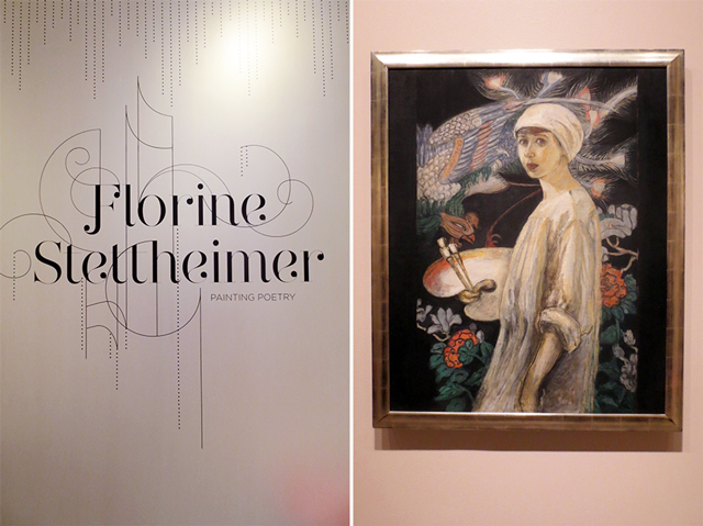 florine stettheimer exhibition at ago toronto art gallery of ontario