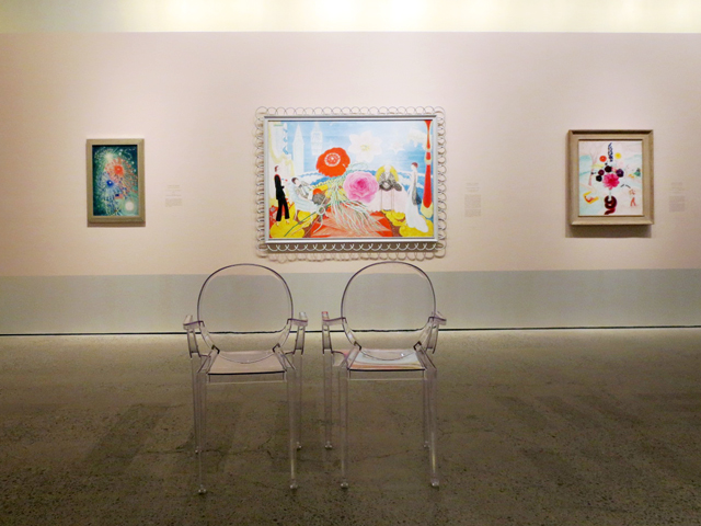 florine stettheimer paintings at ago toronto exhibition of her work