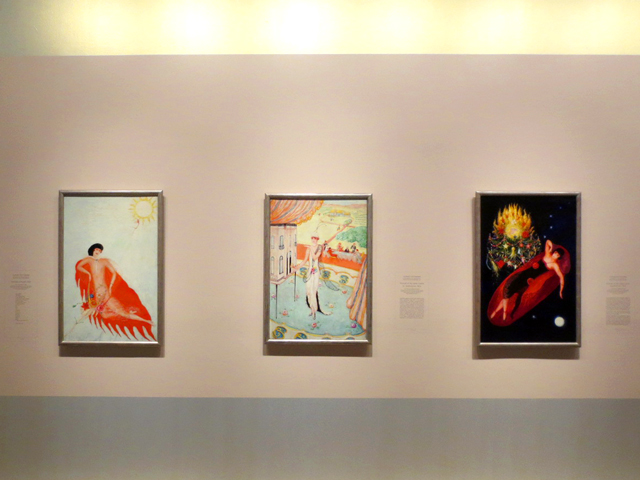 florine stettheimer paintings at the ago toronto temporary exhibition