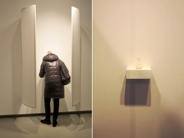 nina leo and moez surani heresies custon scent at onsite gallery toronto