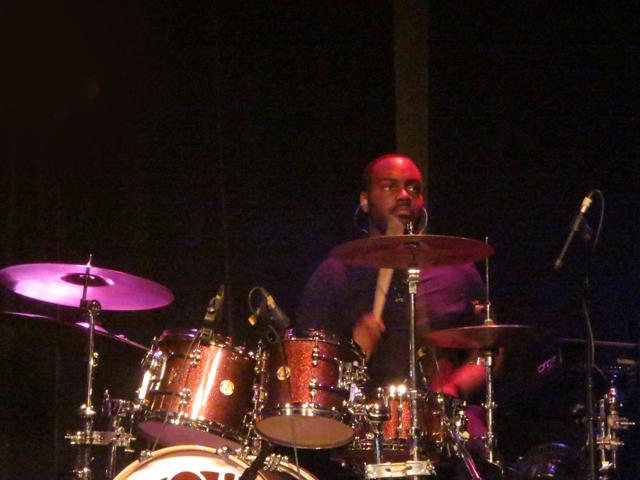drummer tush band toronto lees palace