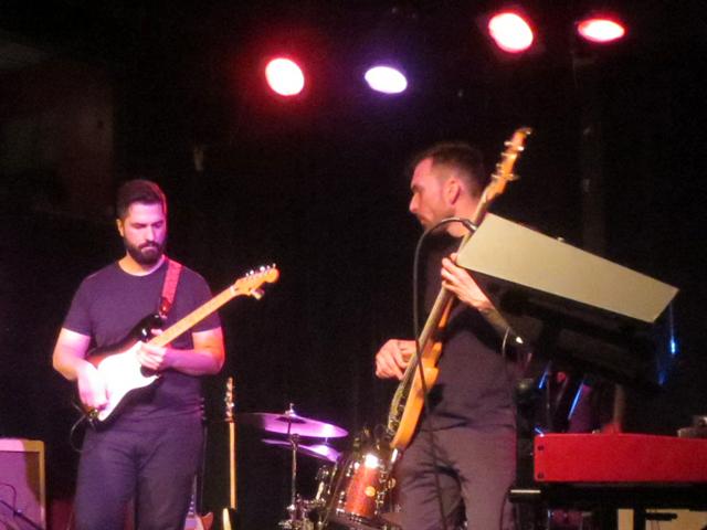 guitar and bass tush band toronto