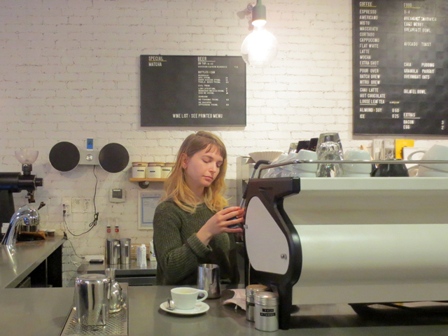 portrait early bird cafe toronto