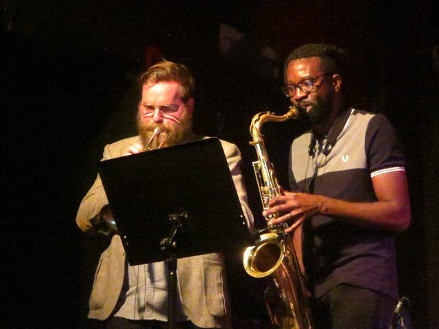 sax and trumpet soul motivators toronto