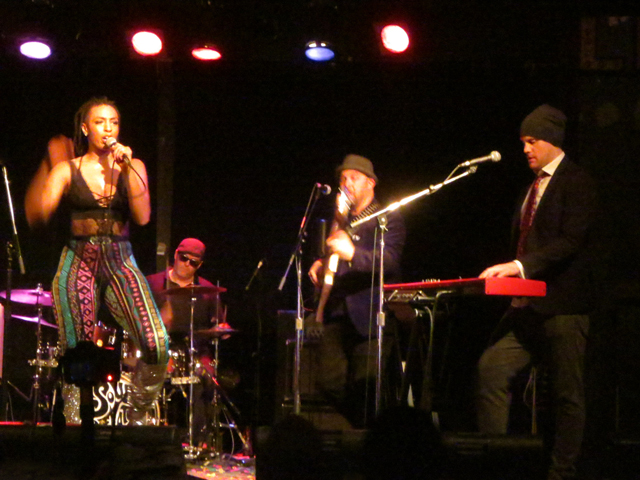 soul motivators band at lees palace toronto