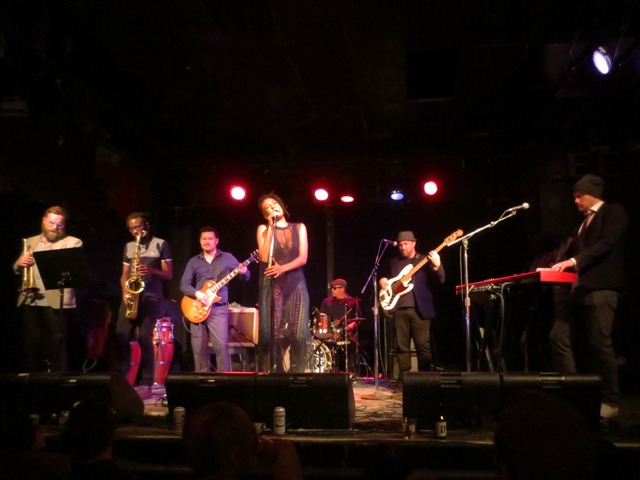 the soul motivators at lees palace toronto band exclaim