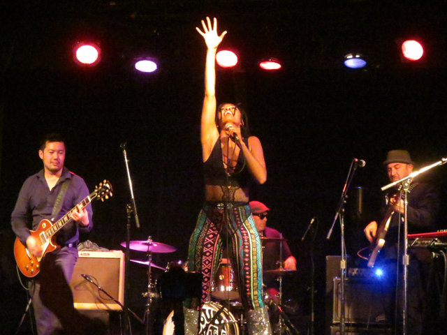 the soul motivators band lees palace toronto