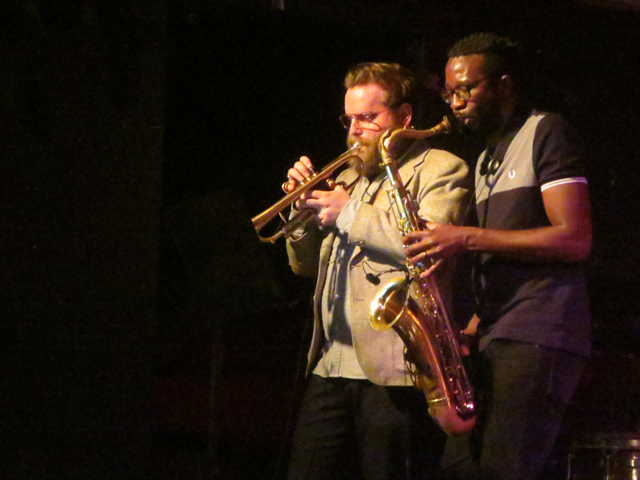 trumpet and sax soul motivators band toronto