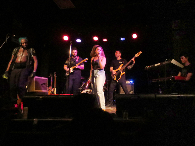 tush band at lees palace toronto exclaim magazine