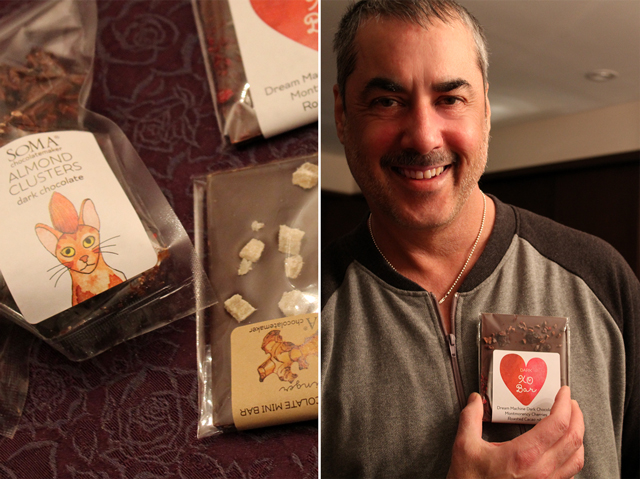 valentine chocolate from soma king street w toronto