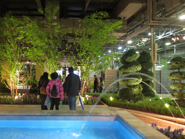 at canada blooms garden horticulture show toronto