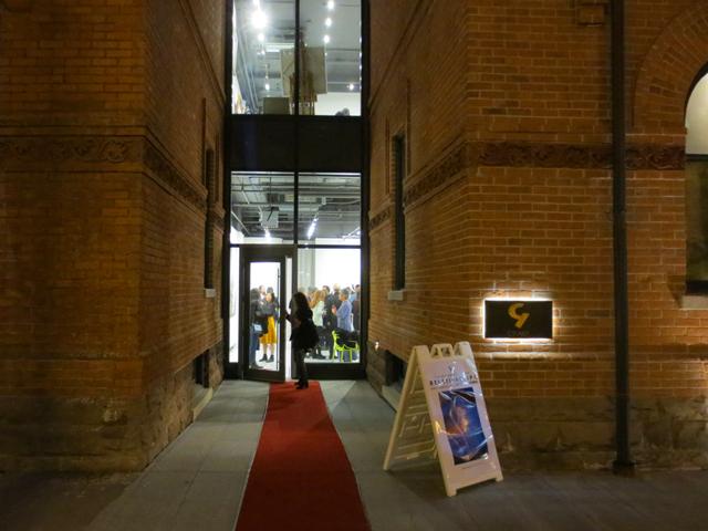 c9 art gallery toronto sultan street yorkville