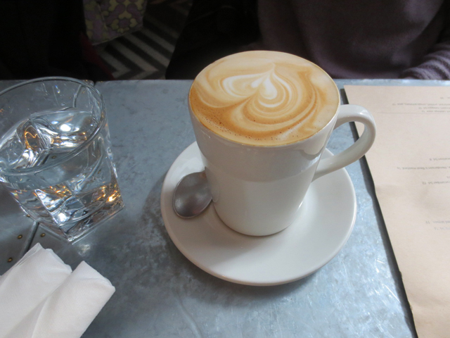 latte at drake commissary toronto