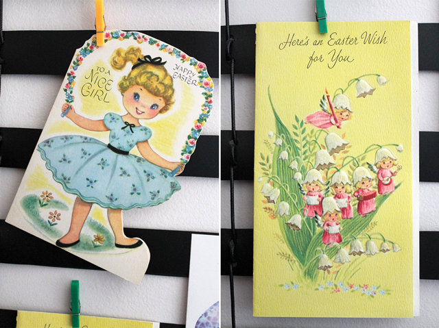 vintage easter greeting cards
