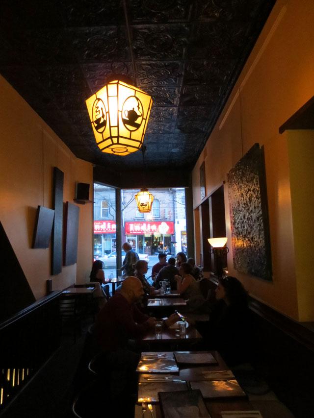 at queen mother cafe queen street west toronto