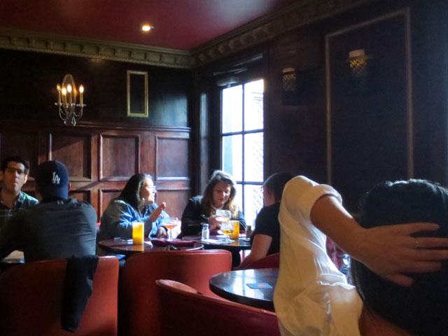 at town crier pub toronto