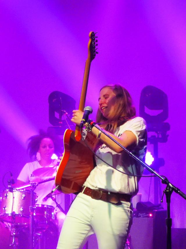 guitar player kate nash band toronto mod club