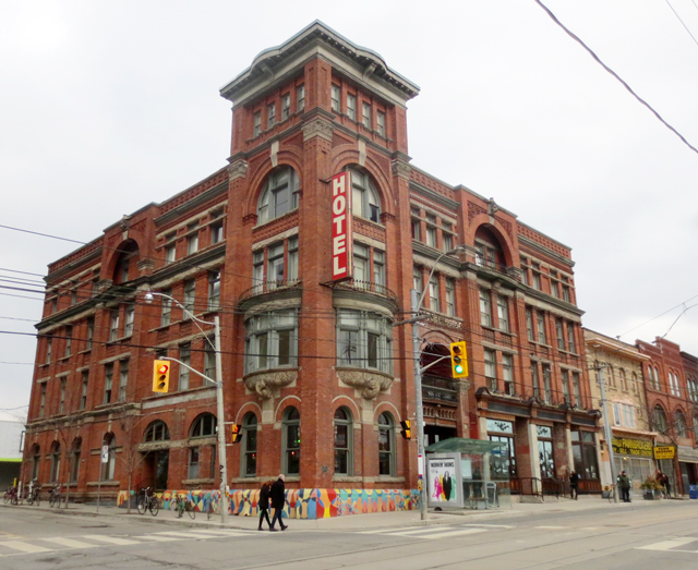 the gladstone hotel toronto queen street west