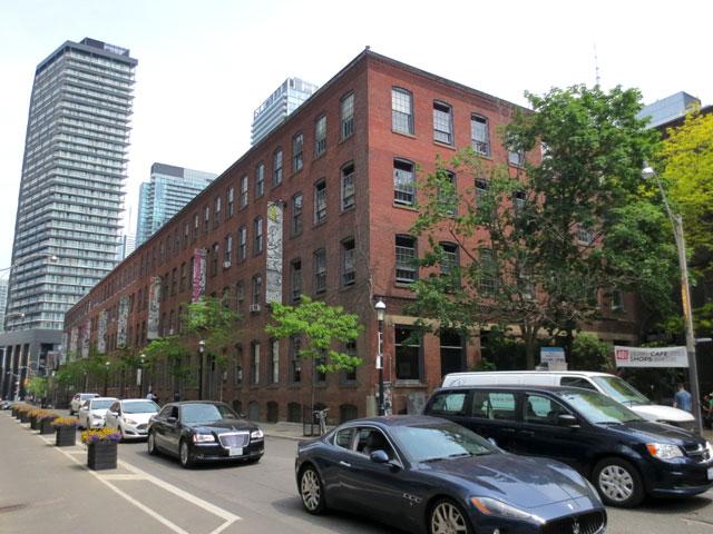 401 richmond street w toronto historic building