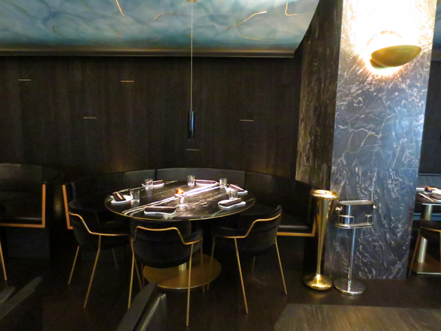 akira back restaurant bisha hotel toronto