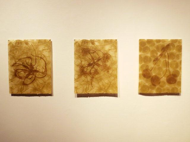 art on display at 401 richmond toronto art studios