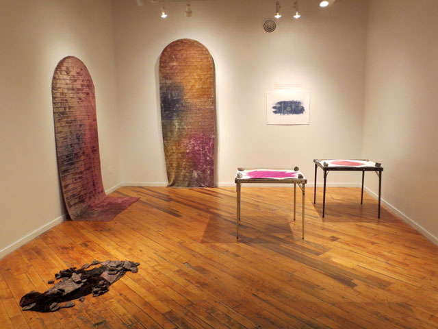 artwork at 401 richmond studio gallery