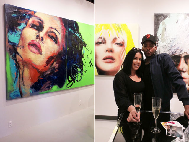 at c9 art gallery in toronto