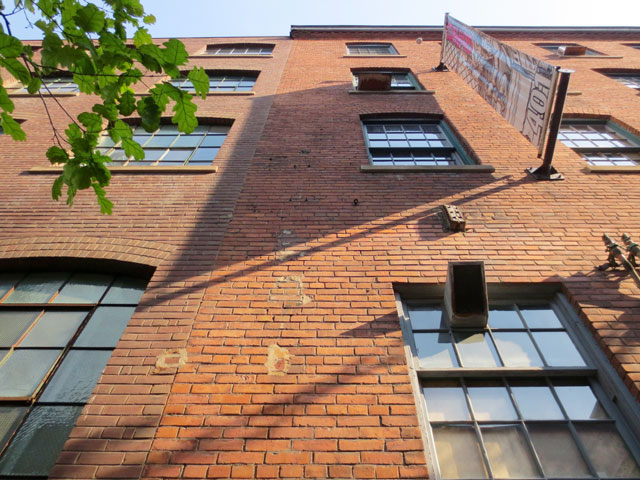 historic building toronto where newer part is attached to old part 401 richmond