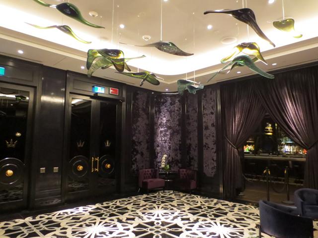 lobby of bisha hotel toronto