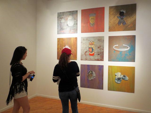 looking at art 401 richmond street studio building toronto