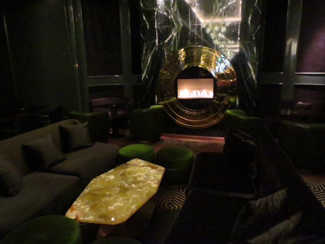 lounge seating at bisha hotel lobby bar