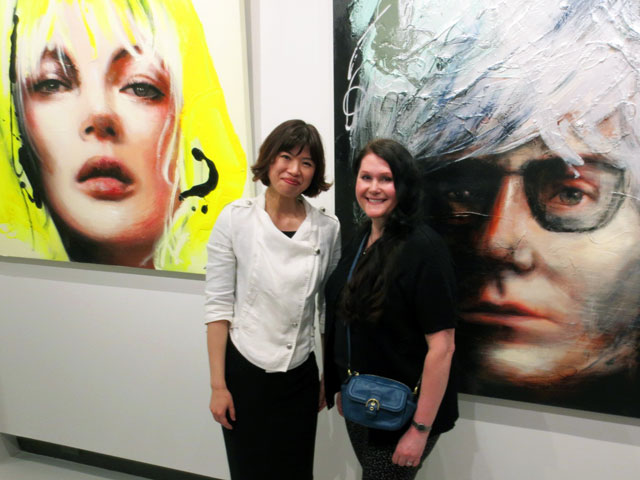 with gallery manager