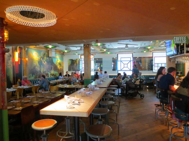 at drake commissary restaurant the junction toronto