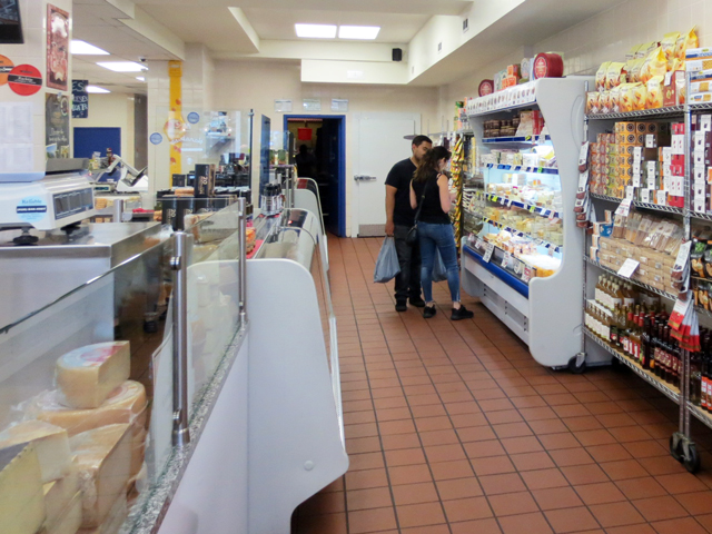 at global cheese store kensington market toronto