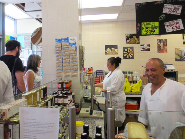 in global cheese store kensington market toronto